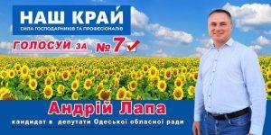 Андрій Лапа