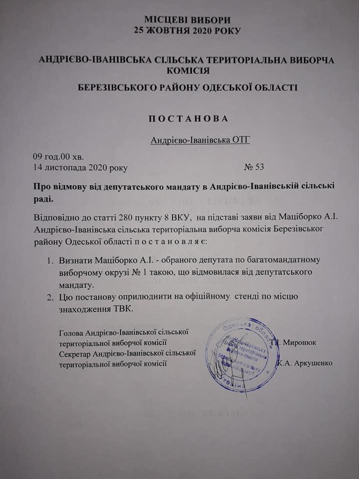 Маціборко