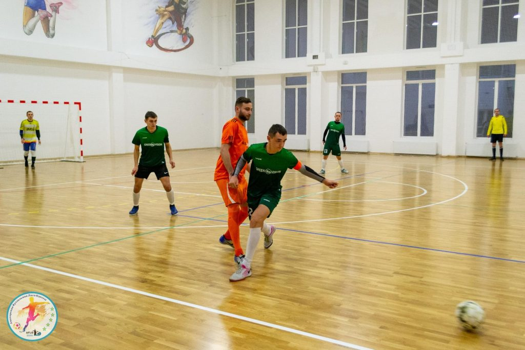 мини-футбол футзал