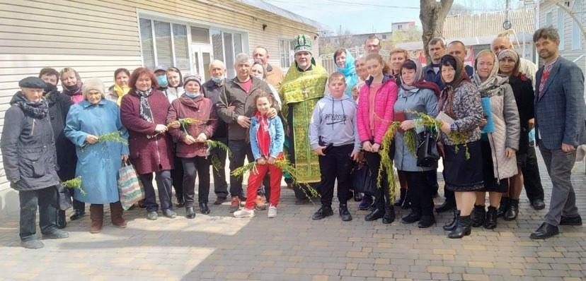 Татарбунари церква
